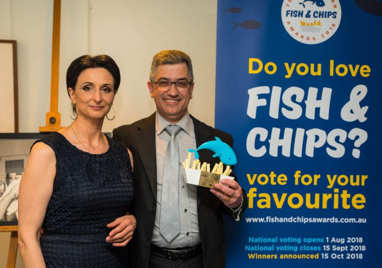 It's an egg-citing time of year for Victoria's fish 'n' chippers
