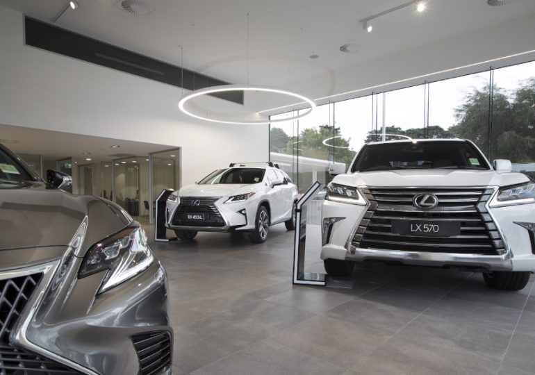 Lexus expands dealership presence