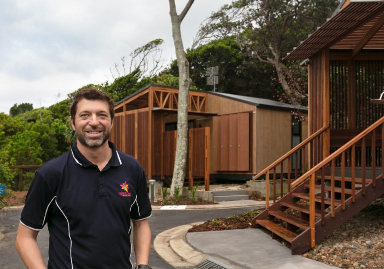 Thoughtful villa design at Clarkes Beach heralds new accommodation direction for Reflections
