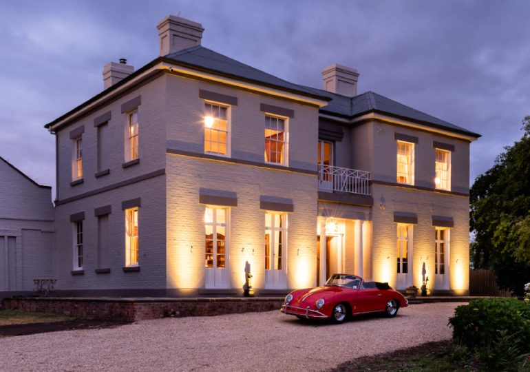 New Tasmanian luxe option