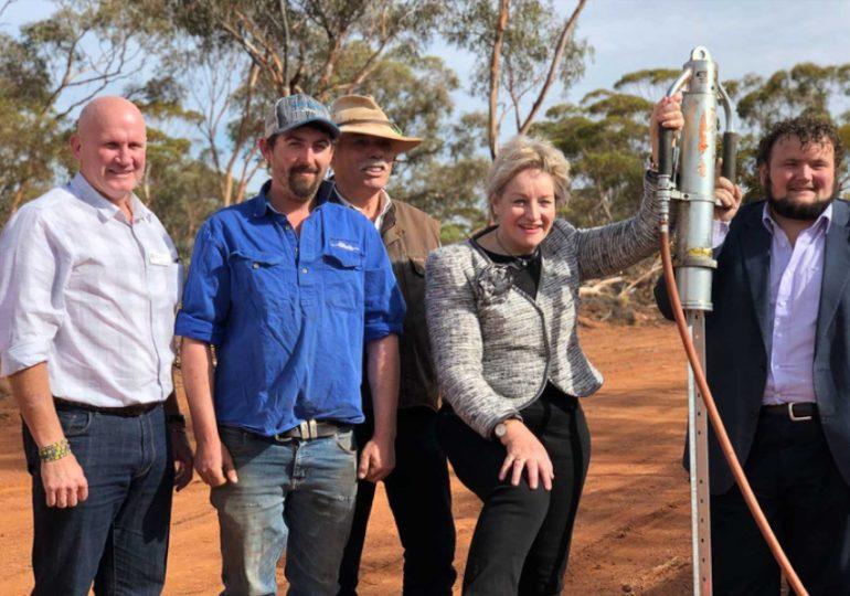 Weaver Fencing starts on Kalgoorlie cell fence