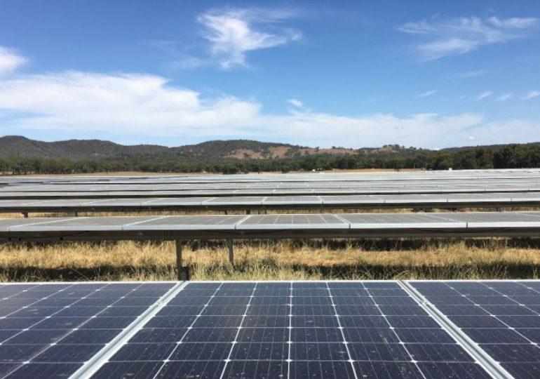 Beryl Solar Plant now online