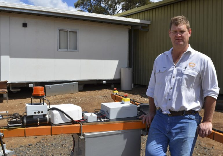 Smart weed control in the spotlight at Emerald