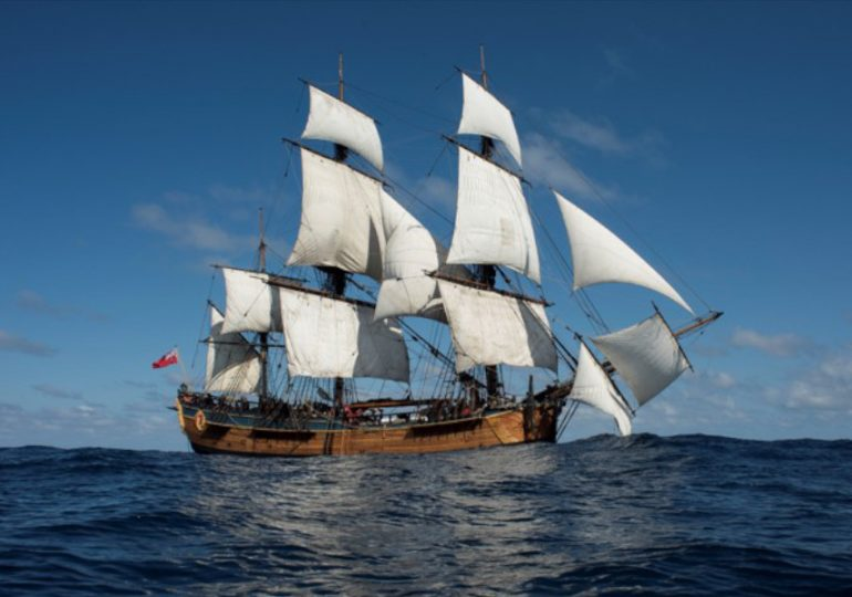Endeavour Voyages as part of Encounters 2020 - Join us on a sailing adventure and be part of maritime history