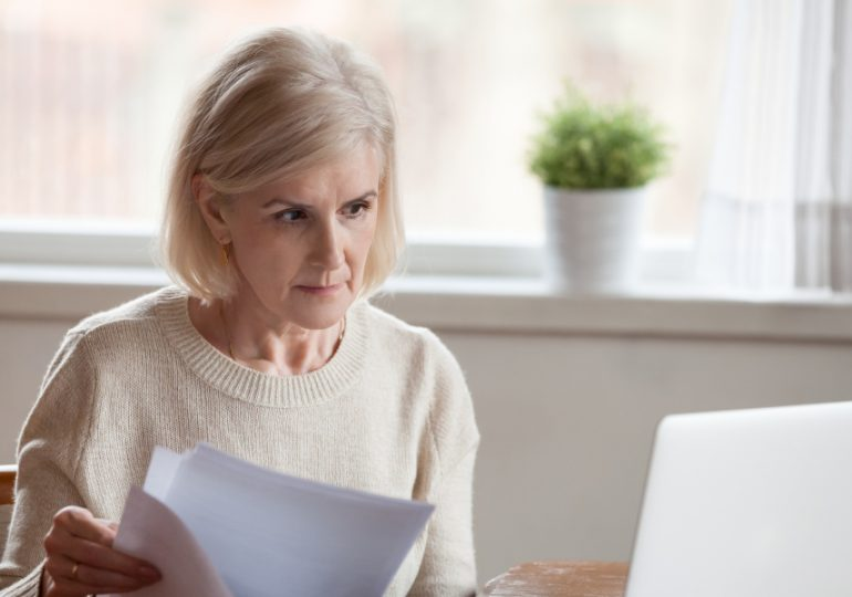 Free financial guidance for women over 50