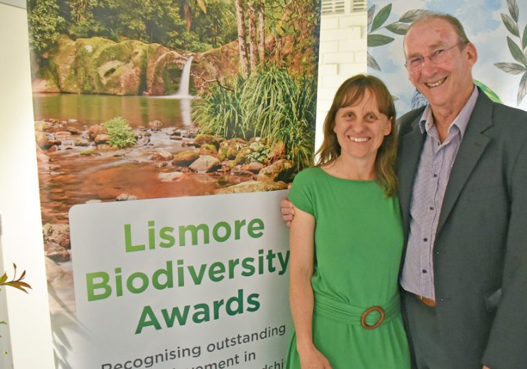 Biodiversity Awards recognise environmental excellence