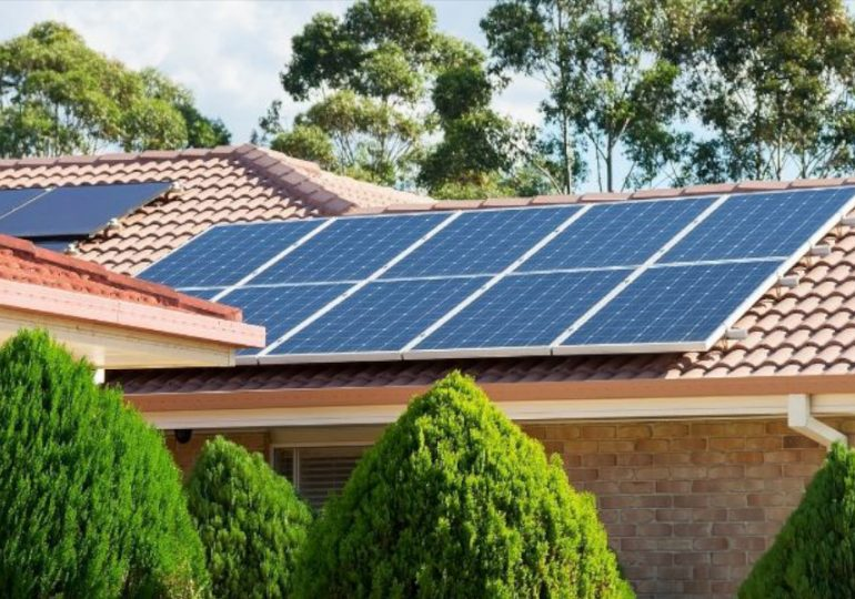 Solar savings for NSW households
