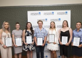 Seven exceptional rural students receive Gardiner Dairy Foundation tertiary scholarships