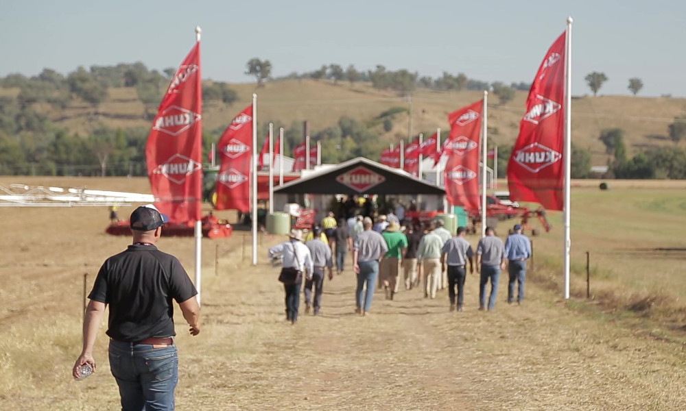 KUHN Expo to showcase the best in farm machinery innovation