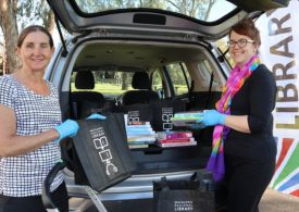Macquarie Regional Library launches Book Express