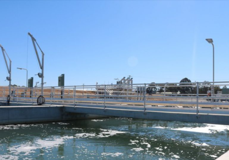 Solar power to charge Wastewater Treatment Plant
