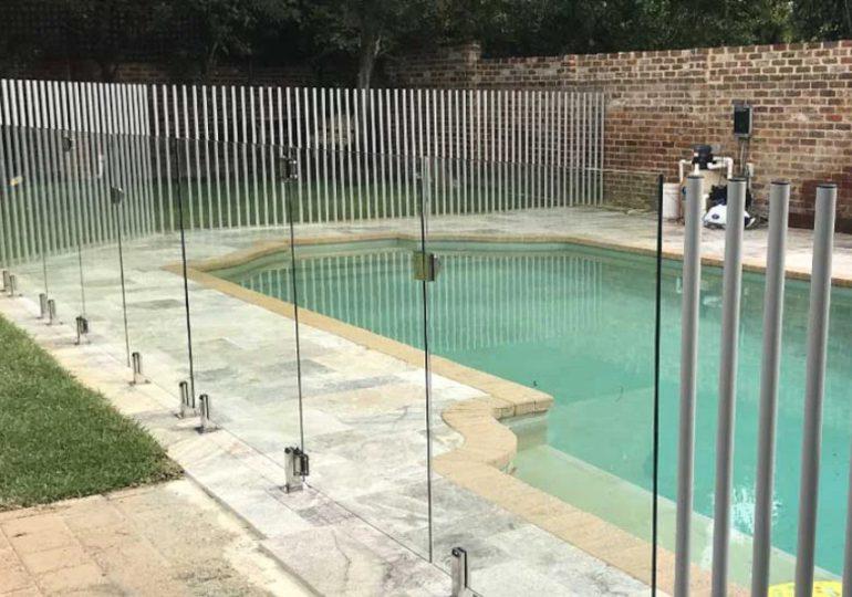 Custom pool fences improve backyard aesthetic