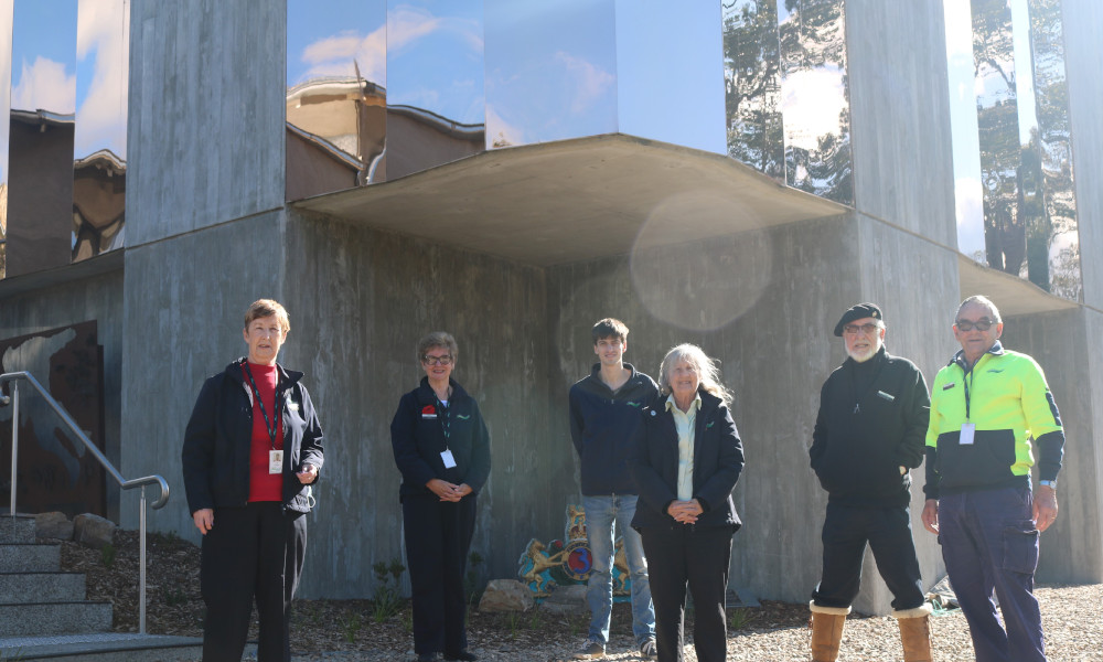 Visit the new Rocky Hill War Memorial Museum