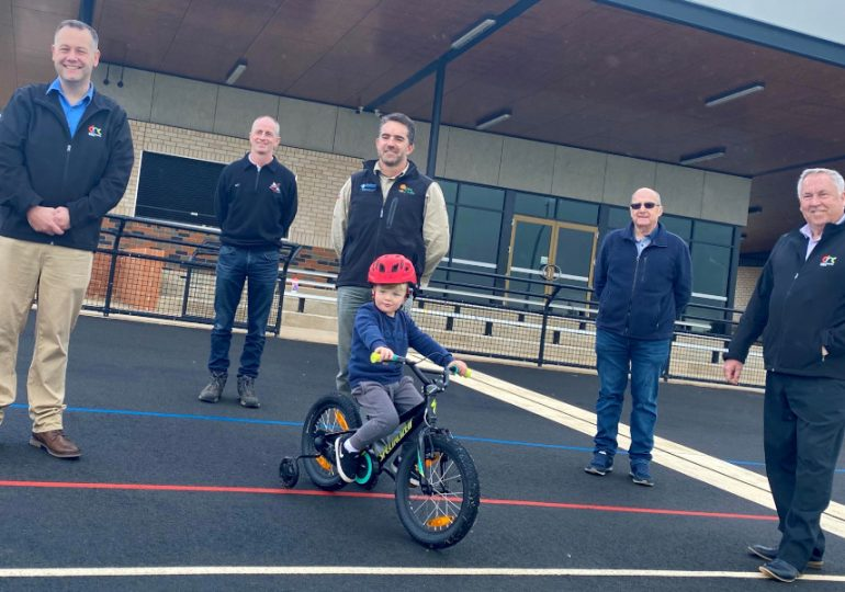 Dubbo Regional Cycling Facility open to the public
