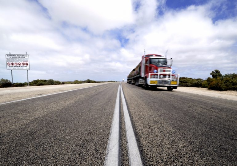 First stage of Collie TAFE upgrades complete as new truck driver training program launched