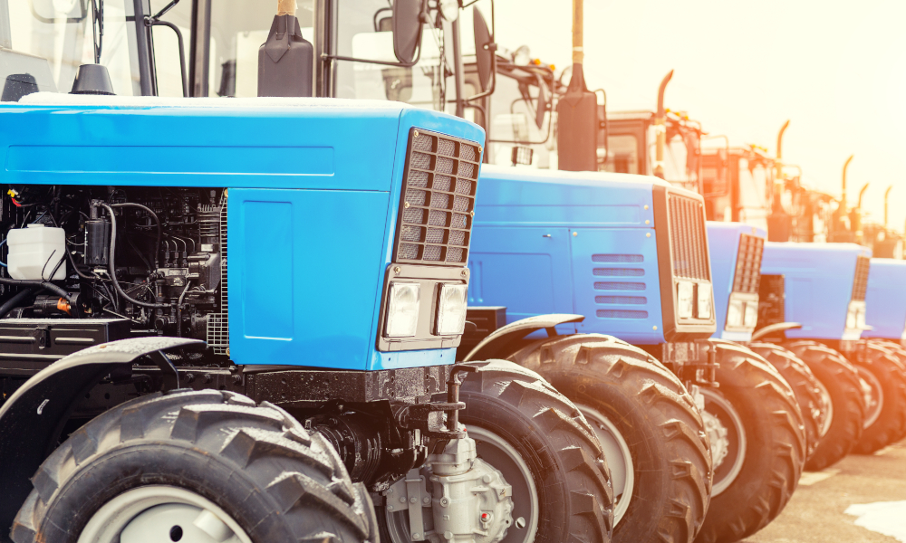 Farmers save on heavy vehicle registration
