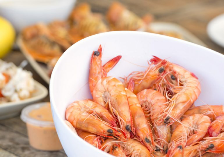 Hop to it and 'Ask for Aussie seafood' this Easter