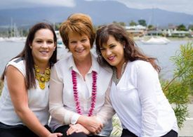 Hobart sisters urge community to support people with dementia as Memory Walk & Jog returns to the city