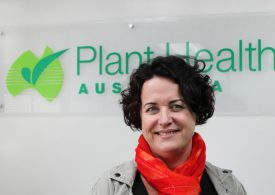 Plant Health Australia welcomes new CEO Sarah Corcoran