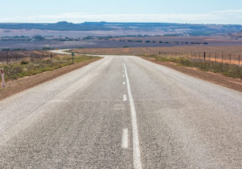 Improving safety on local regional roads