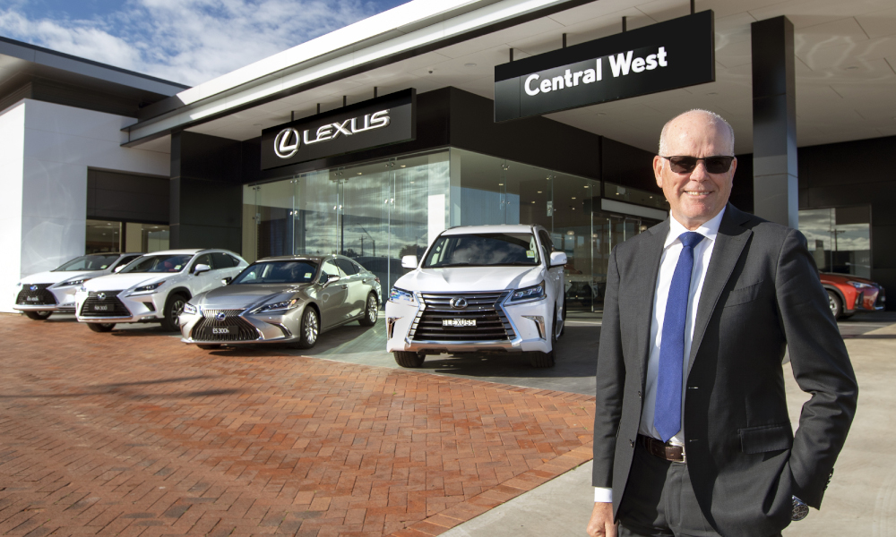 Lexus renews and rebrands in NSW Central West