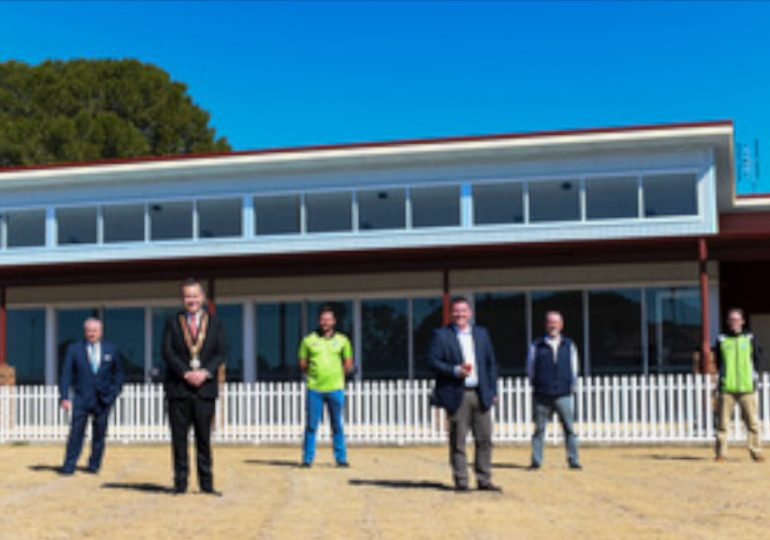 Dubbo's new Premier Sporting Precinct ready for action