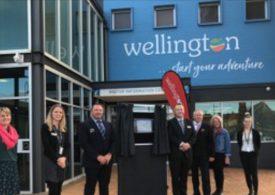 Celebrating Wellington's new visitor information centre