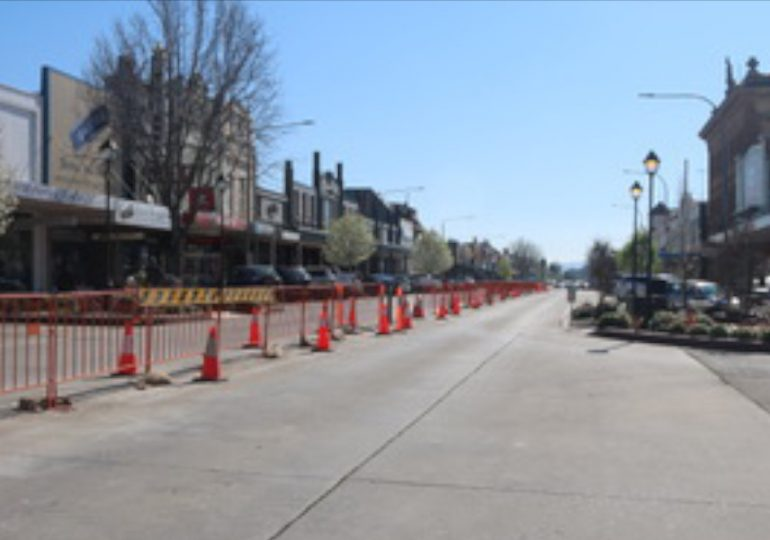 Auburn Street urban tree canopy to increase