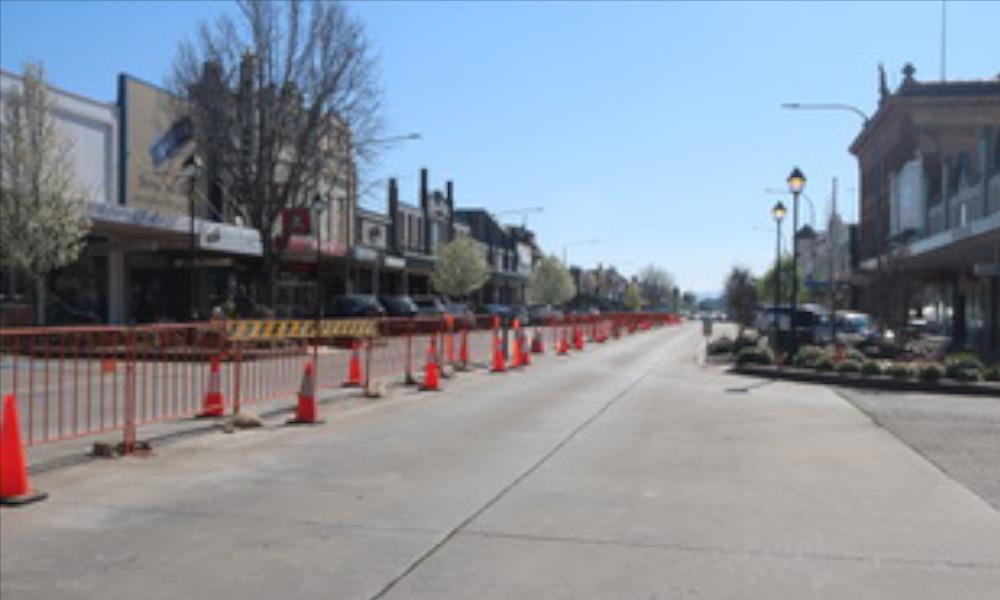 Auburn Street urban tree canopy to increase