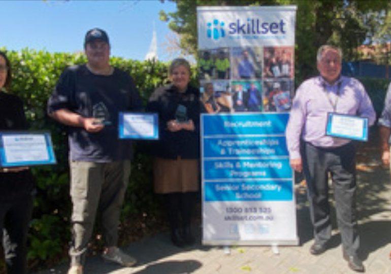 Dubbo Regional Council takes a top skillset honour