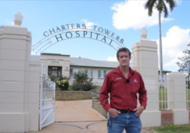 Council calls on State for new Charters Towers Hospital