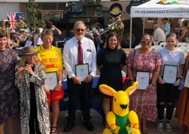 2021 Citizen of the Year nominations invited