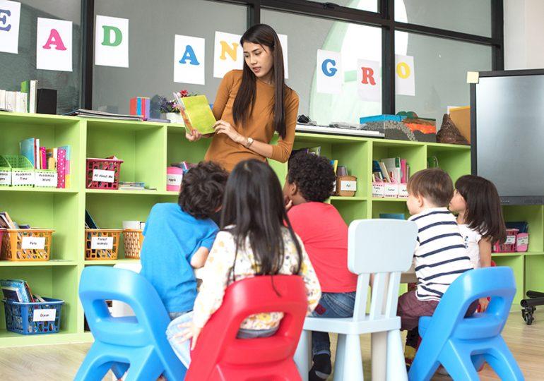 Incentives for Regional Kinder Teachers