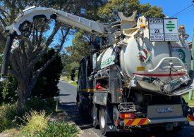 Sewer jetting program starts in Tathra