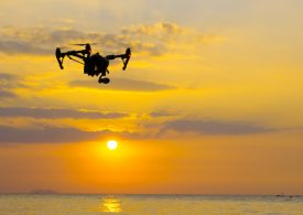 Drones to Keep Sydney's Beaches and Parks COVID-Safe
