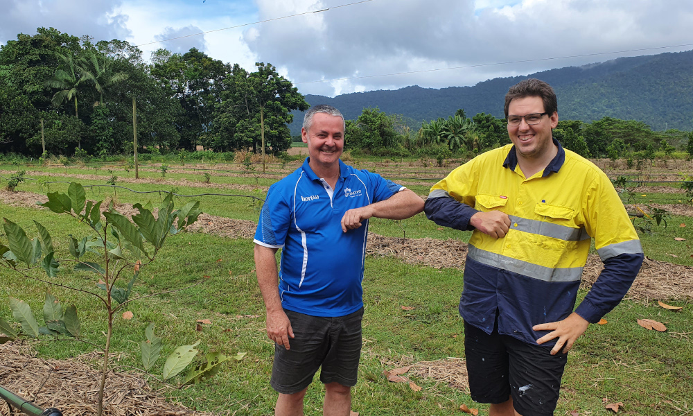North Queensland producerachieves first Hort360 GBR Reef Certification