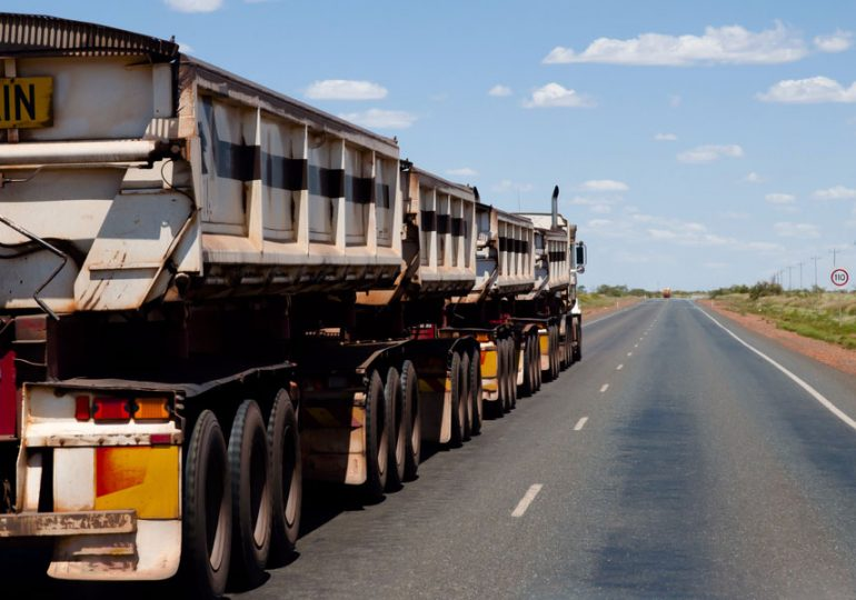 Under a harvest moon - a productive time to focus on grain transport safety
