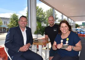 Outdoor dining hubs to provide a welcome boost to Ballarat CBD