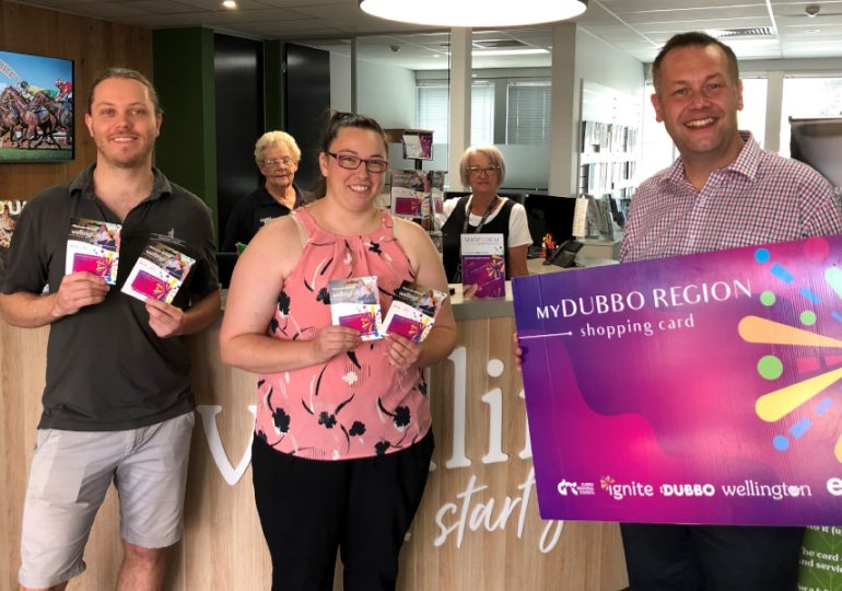 Residents to win a share of $5,000 with latest buy local campaign