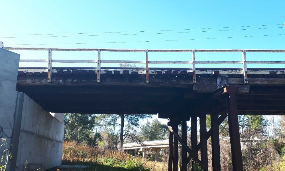 Council welcomes timber bridges funding