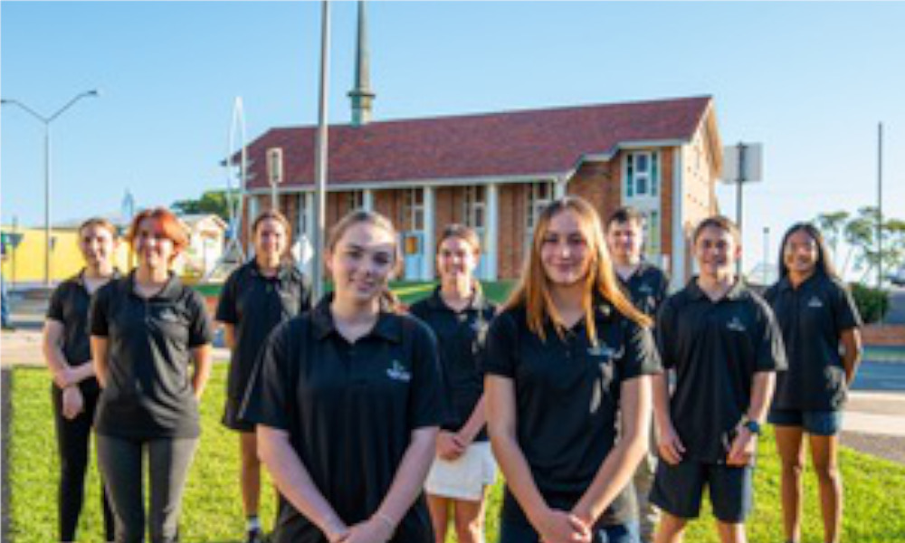 10 young community members endorsed to 2021 Gladstone Region Youth Council