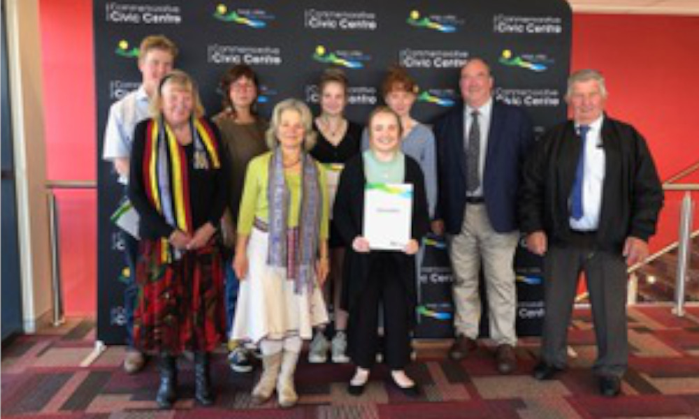 Further Education Scholarship Awards presented