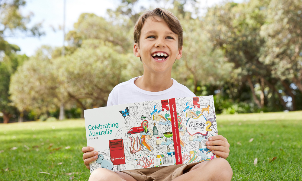 Australia Post unveils all-new Aussie icons for Great Aussie Coin Hunt 2