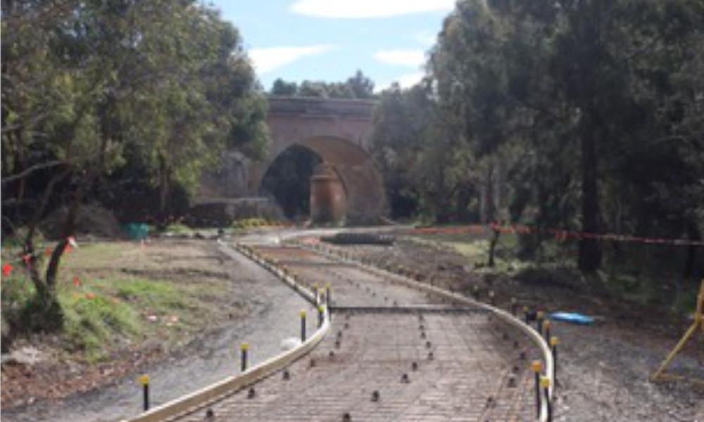 Mulwaree River Walkway unlocks