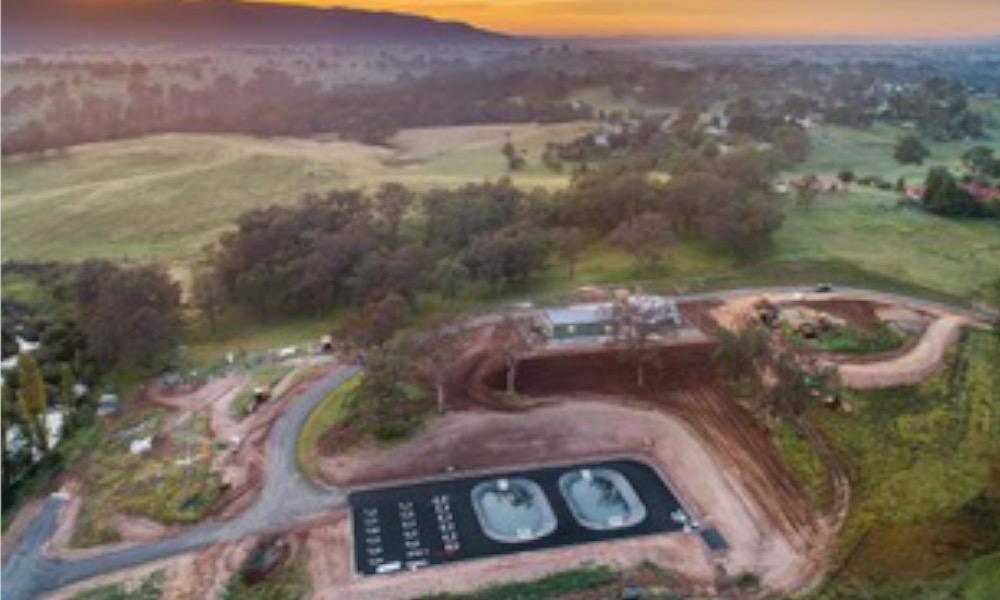 Major water and sewerage plan kicks off