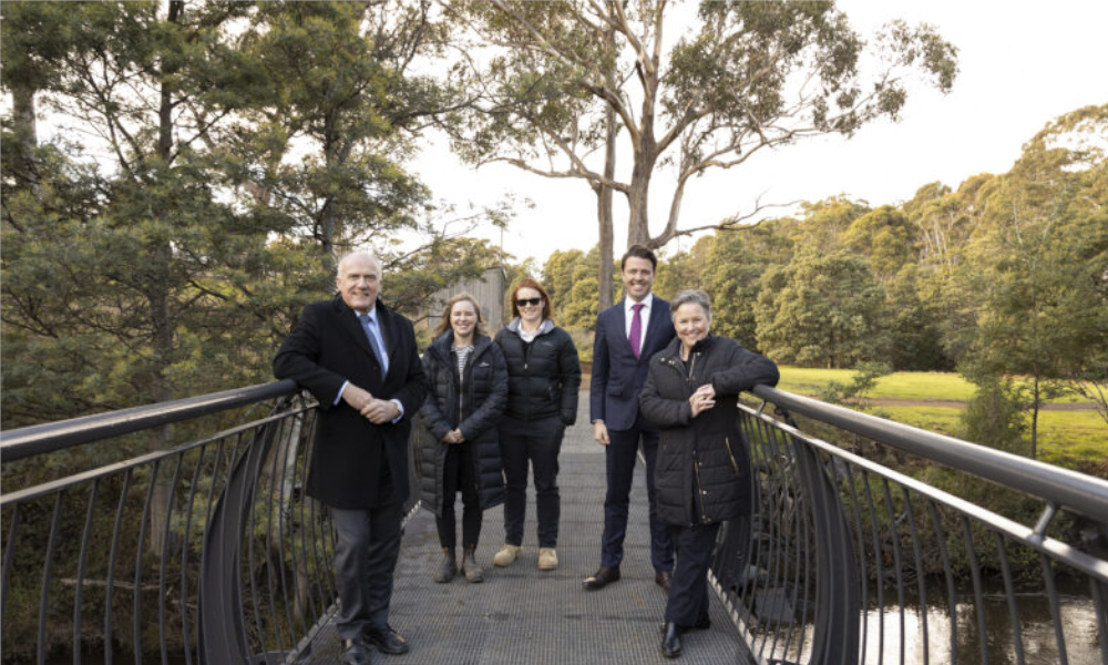 Port Huon to Geeveston Walking Track now open