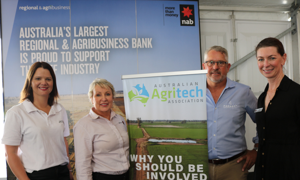 NAB backs growth of Australia's Agtech industry