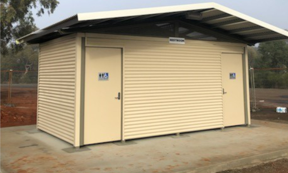 Rest facility opens between Cobar and Bourke
