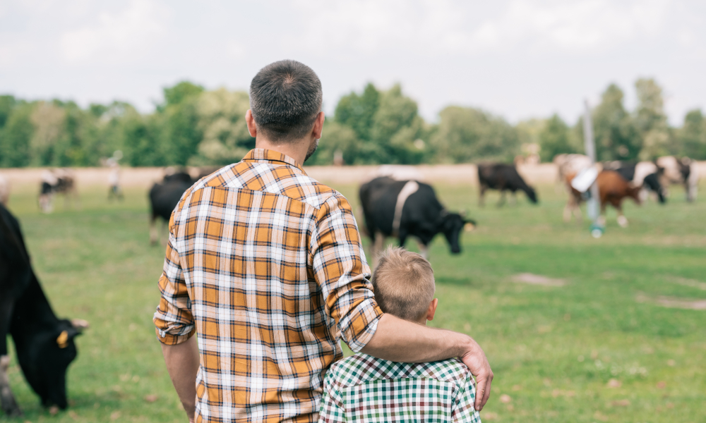 Making farms safer from age 2 to 92