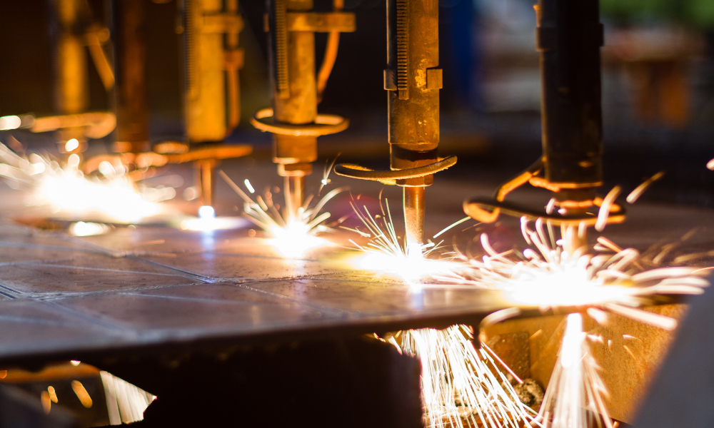 Backing Manufacturing Growth, Jobs In Central Victoria